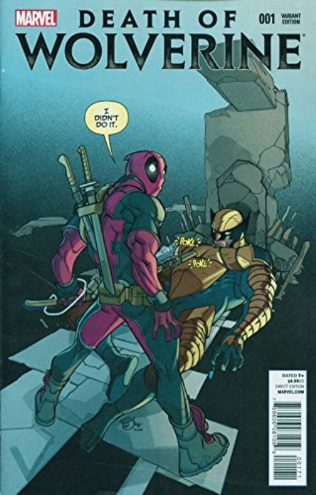 Deadpool Lobezno 25