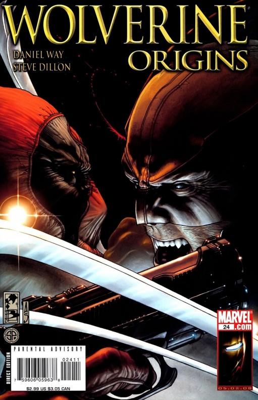 Deadpool Lobezno 8