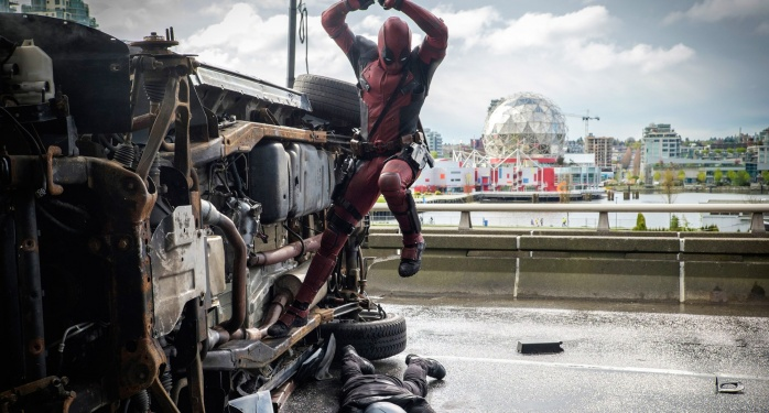 Deadpool mas taquillera de X-Men en USA