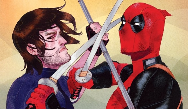 Deadpool vs. Gambit destacada