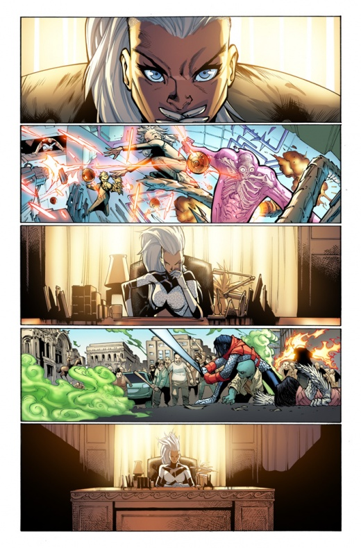 Extraordinary X Men 8 1