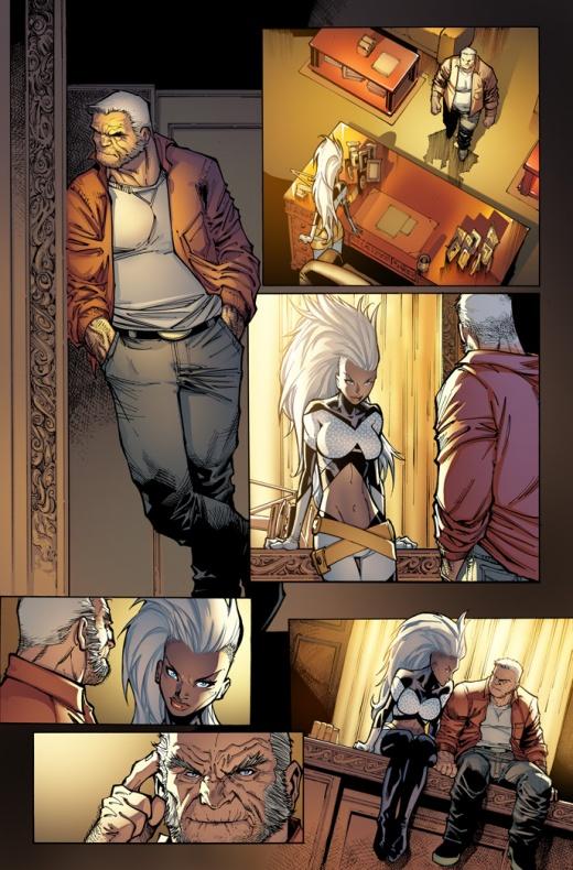 Extraordinary X Men 8 2