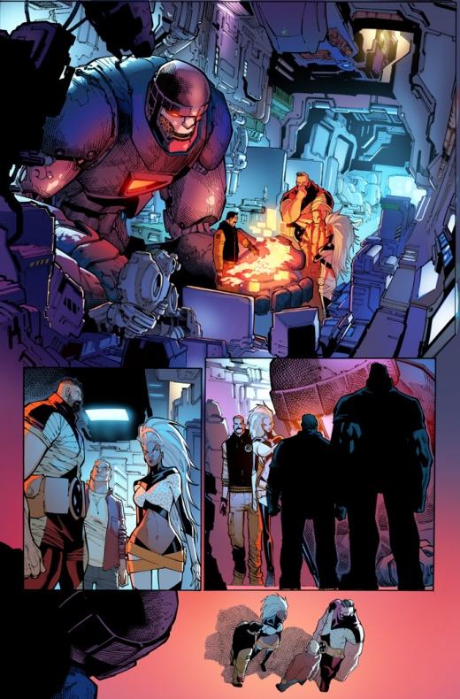 Extraordinary X Men 8 4
