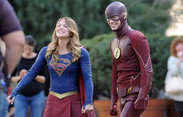 Flash Supergirl1