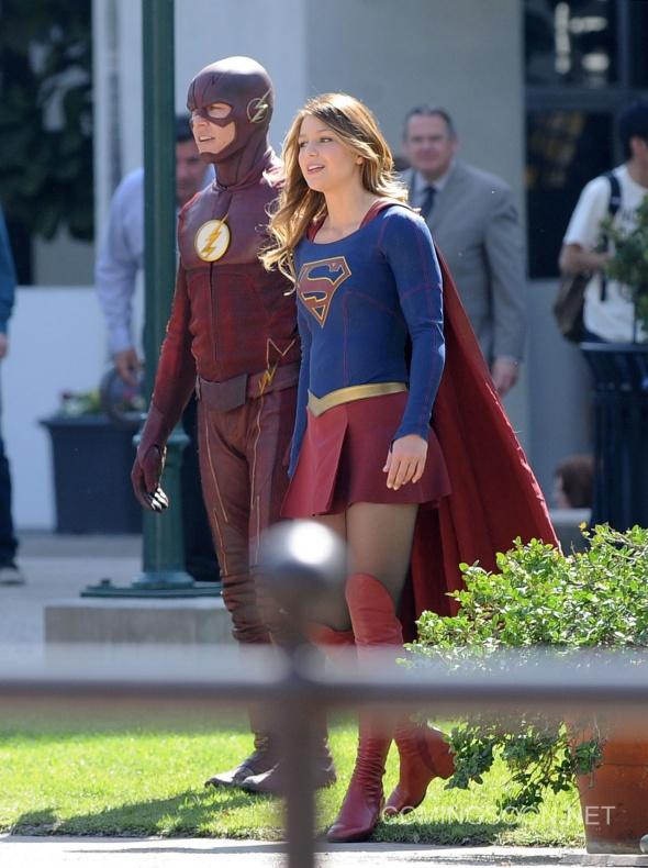 Flash Supergirl10