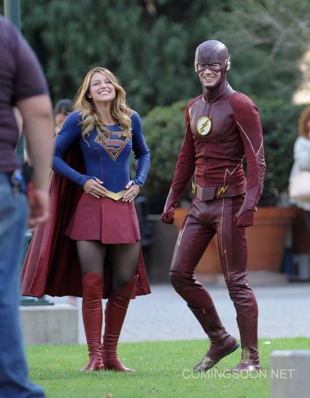 Flash Supergirl2