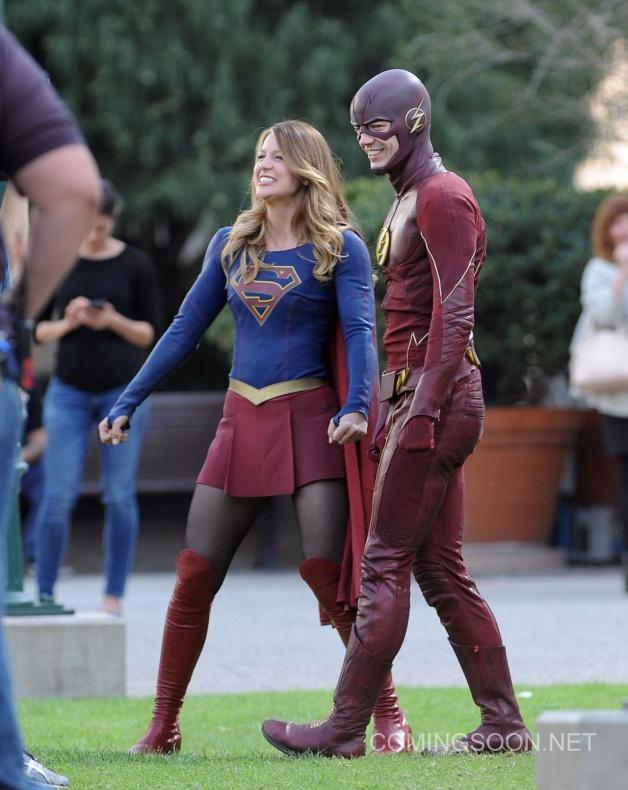 Flash Supergirl3