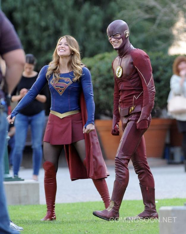 Flash Supergirl4