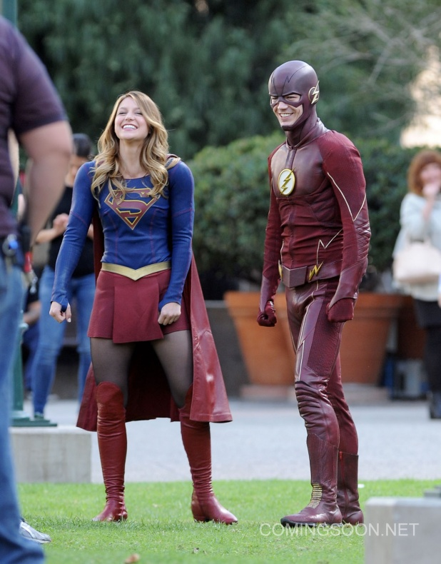 Flash Supergirl5