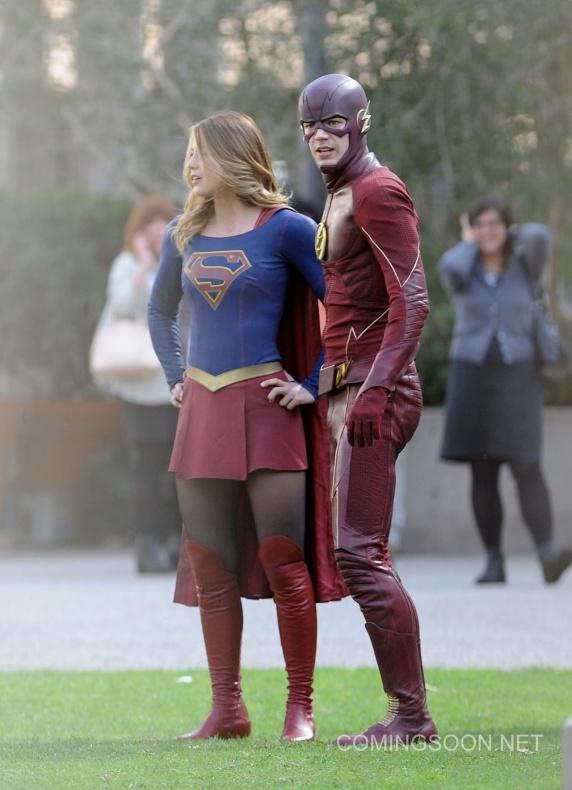 Flash Supergirl6
