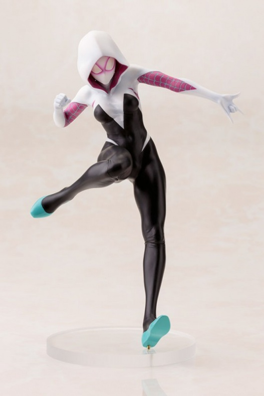 Koto Bishoujo Spider Gwen 008