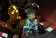LEGO Star Wars The Resistance Rises