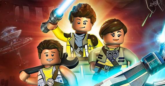 Lego Star Wars The Freemaker Adventures Destacada