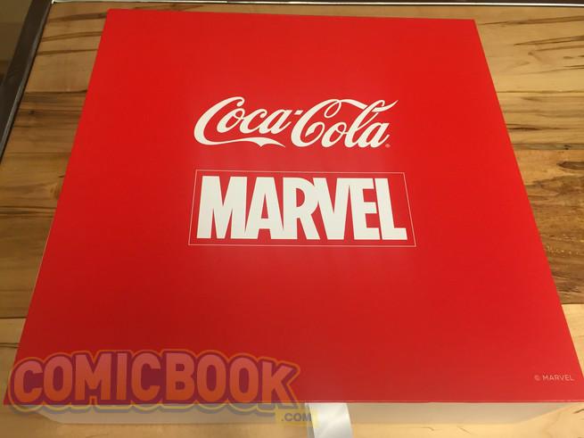 Marvel y DC latas limitadas Marvel 01