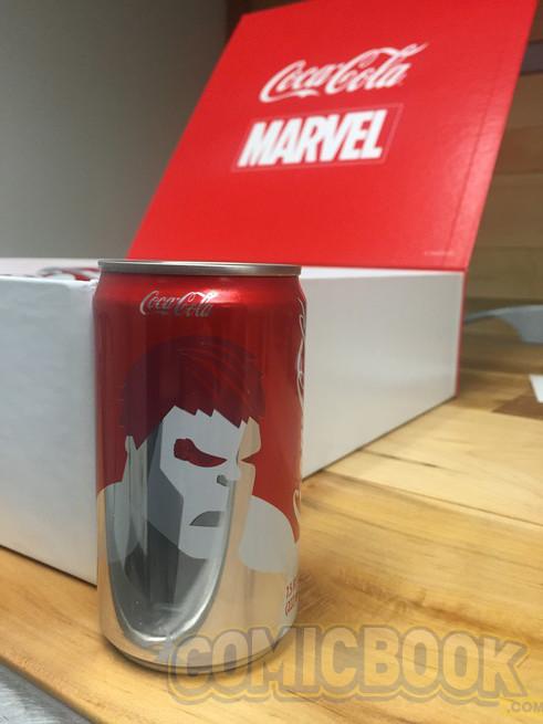 Marvel y DC latas limitadas Marvel 06