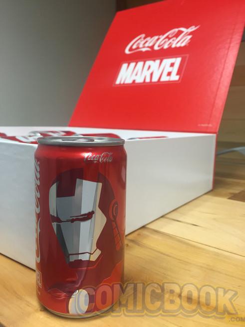 Marvel y DC latas limitadas Marvel 08