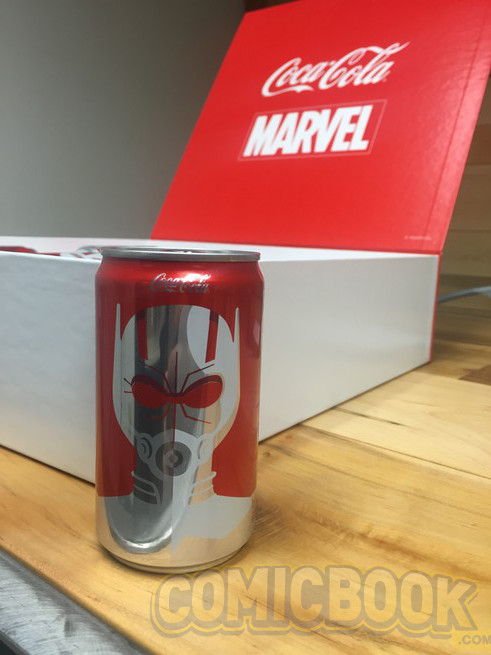 Marvel y DC latas limitadas Marvel 09