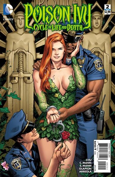 Poison Ivy Mann