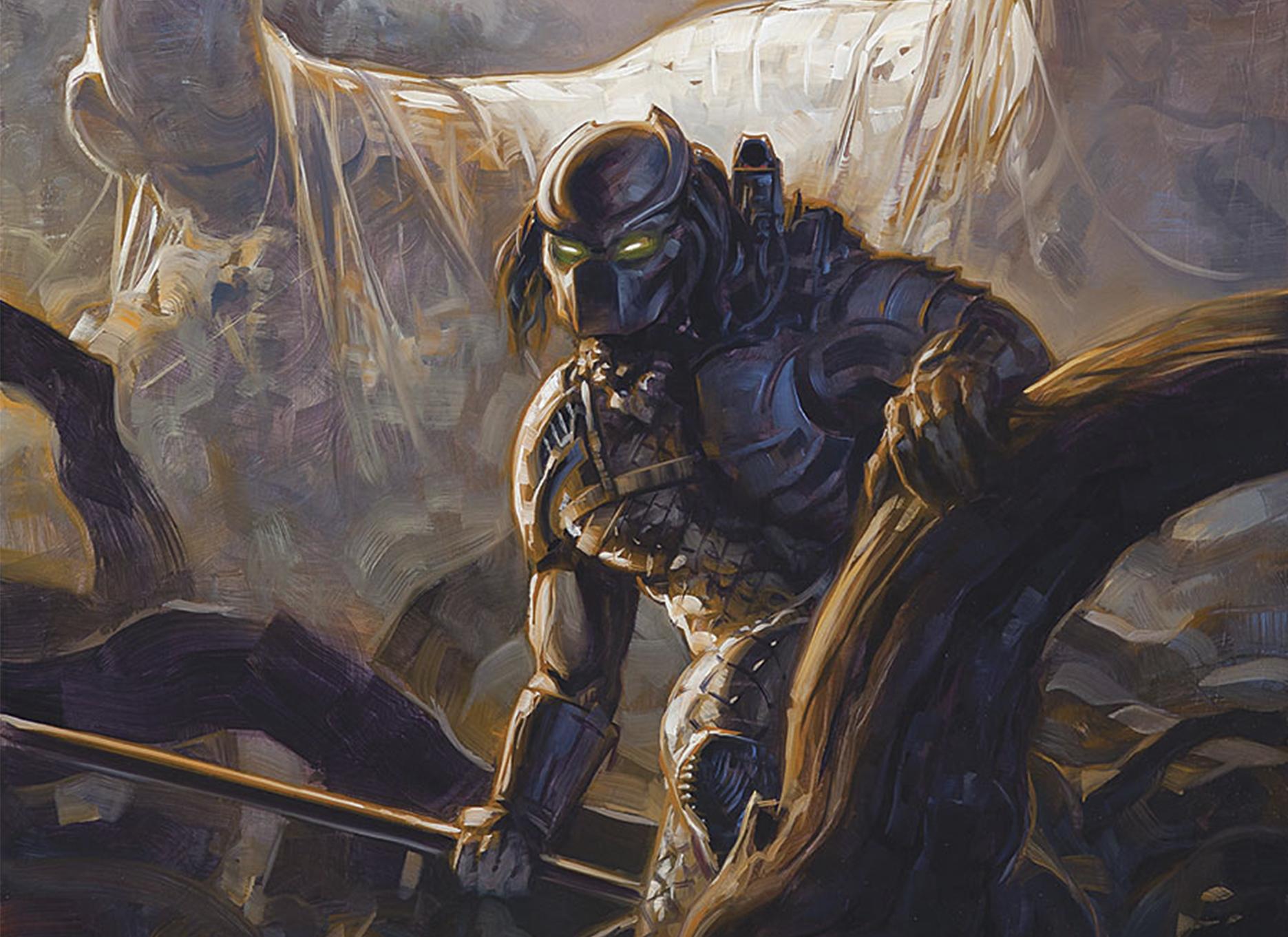 Predator Life and Death destacada