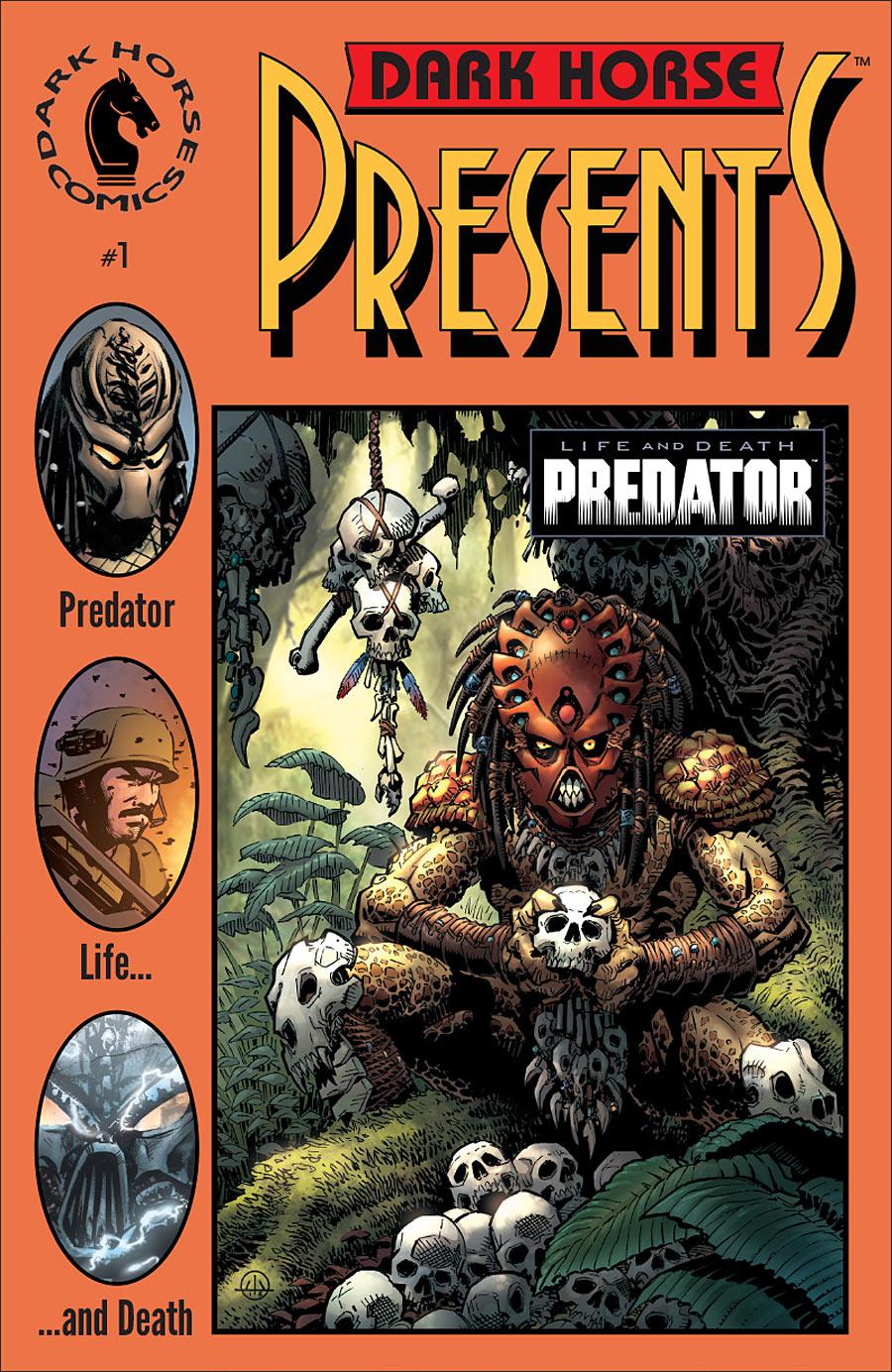 Predator Life and Death portada alternativa 30 aniversario