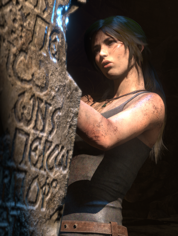 Rise of the Tomb Raider Lara