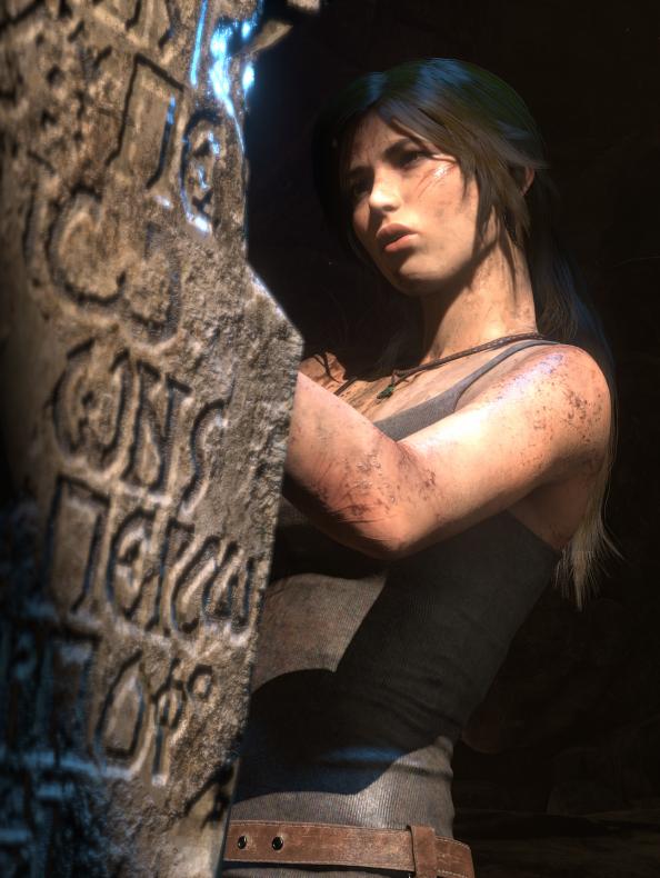 Rise of the Tomb Raider Lara