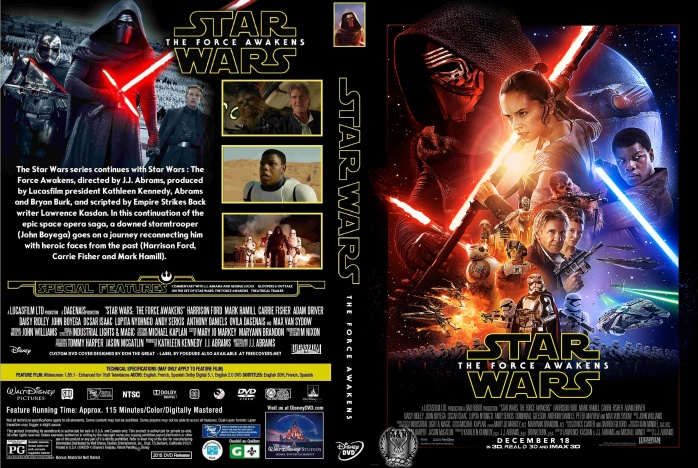 SW7 dvd