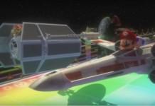 Star Kart Mario Kart Star Wars
