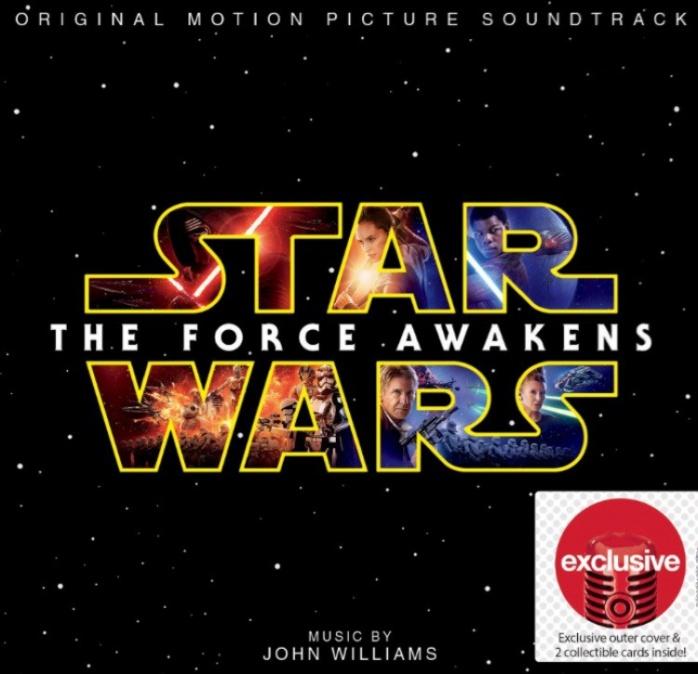 Star Wars 7 Soundtrack