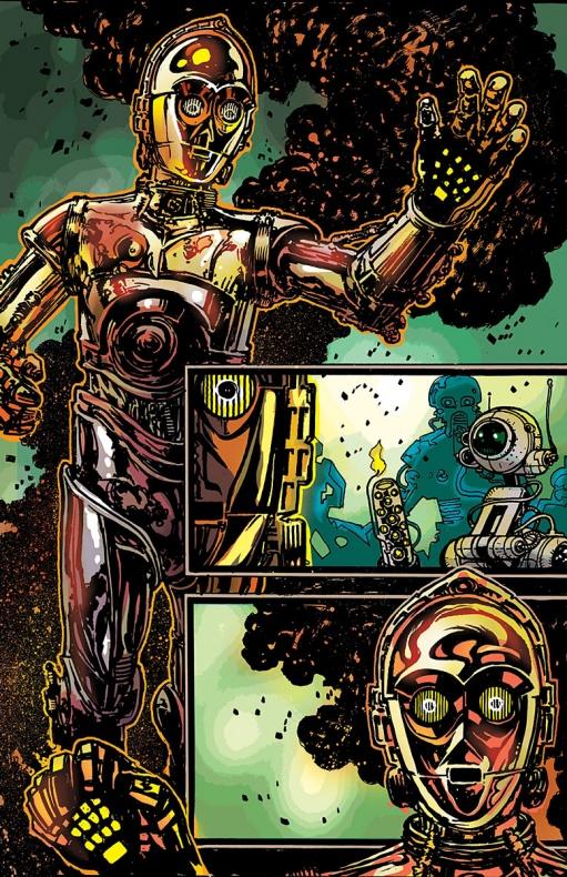 Star Wars Special C 3PO 2