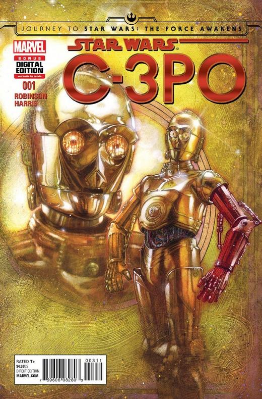 Star Wars Special C 3PO portada