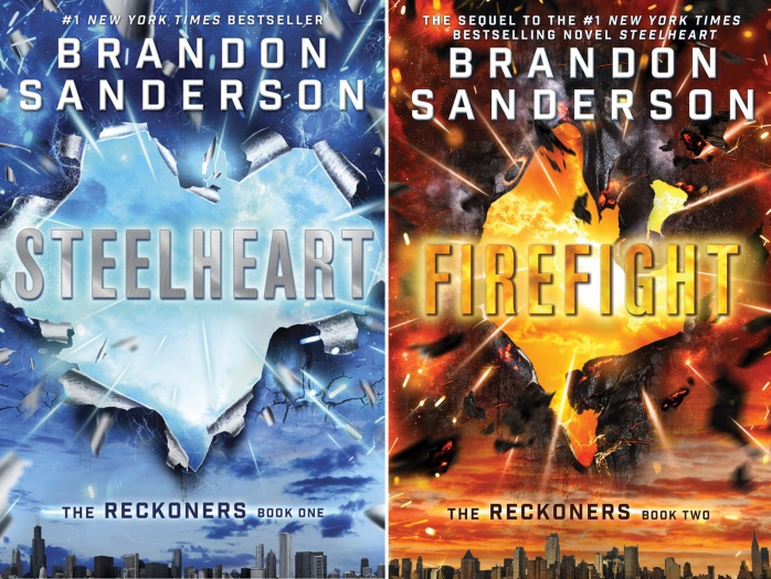 Steelheart y Firefight