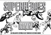 Superhéroes con Ñ