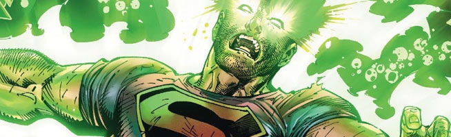 Superman nuevo poder