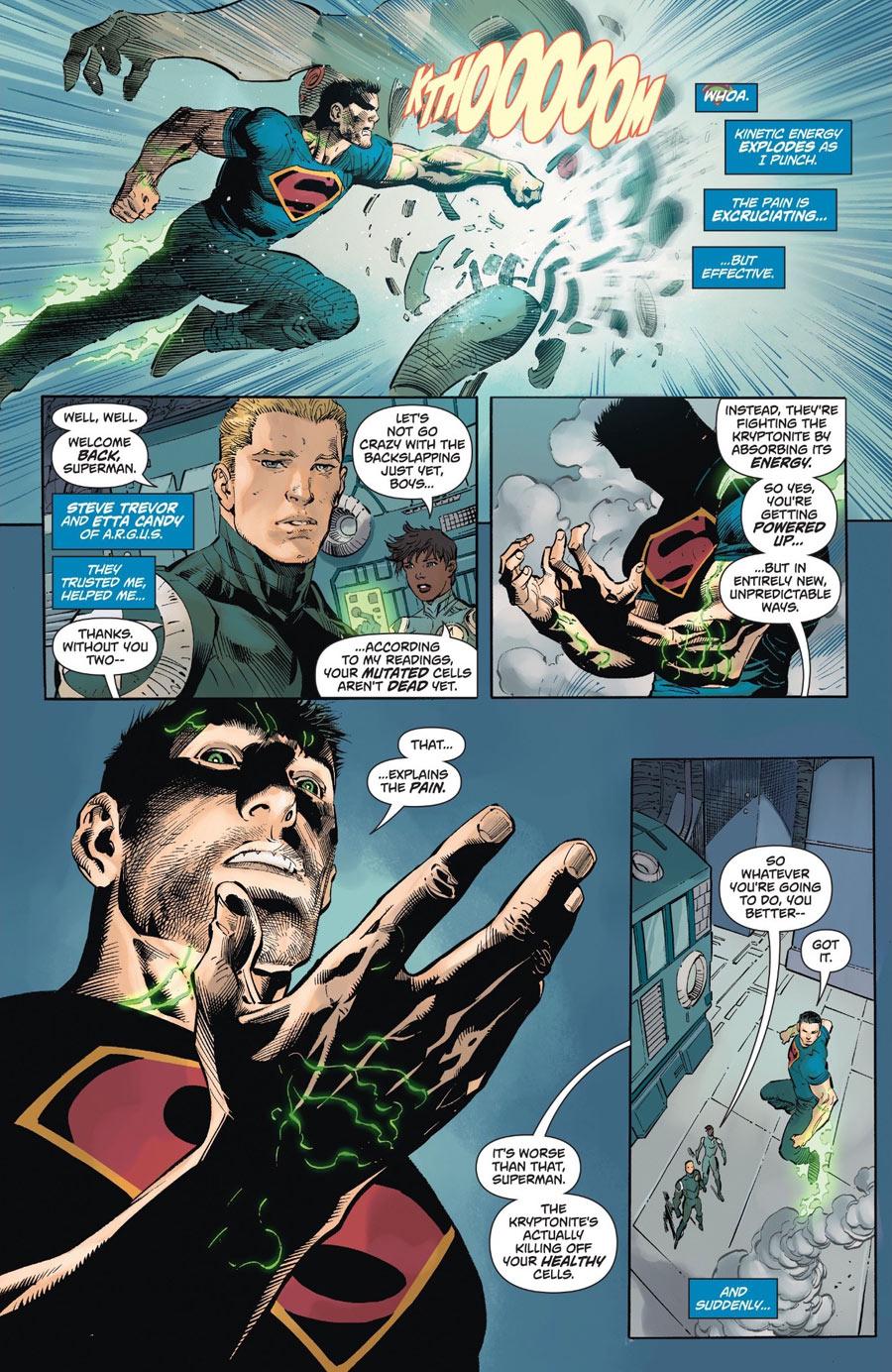 Superman nuevo superpoder 01