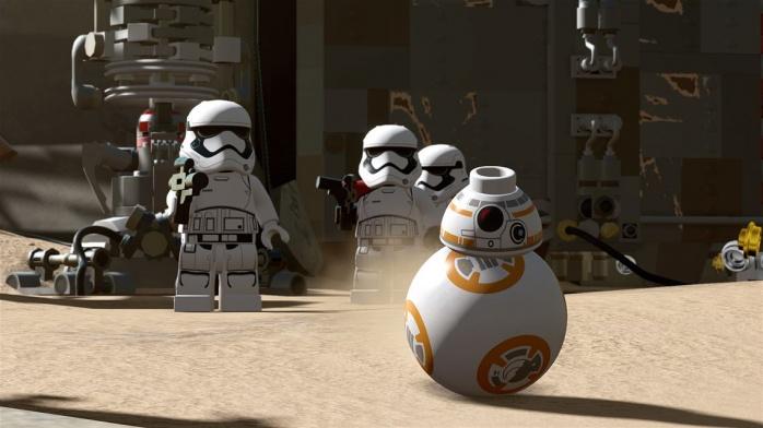 TFA Lego