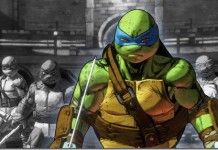 TMNT Mutants in Manhattan Leonardo