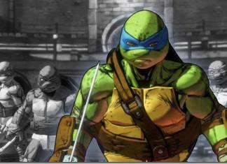 TMNT Mutants in Manhattan Leonardo