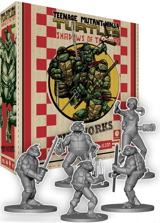 TMNT-SHADOWS-OF-THE-PAST-edicion The Works
