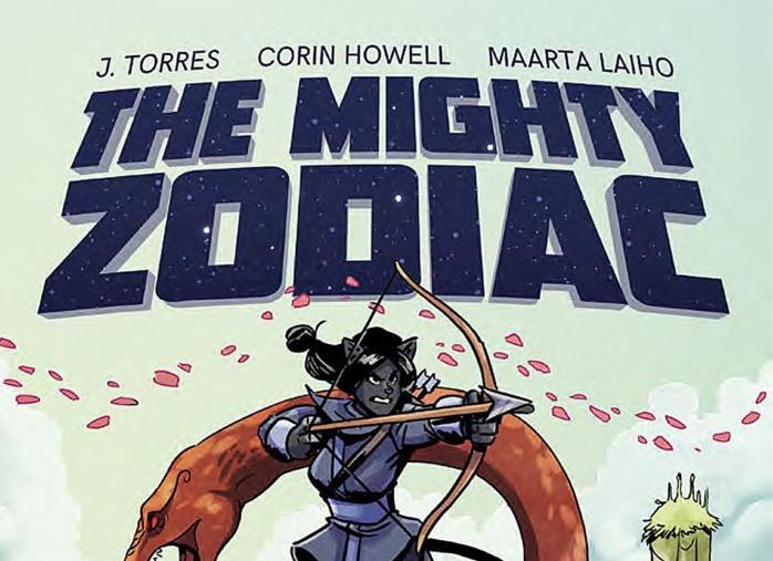 The Mighty Zodiac Destacada