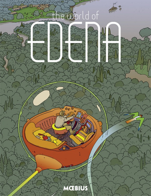 The World of Edena Moebius