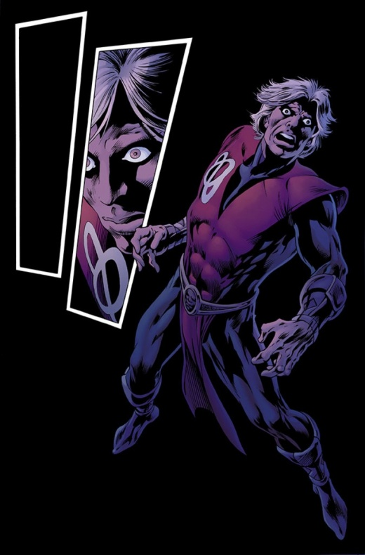 The Infinity Entity 1 Preview 1