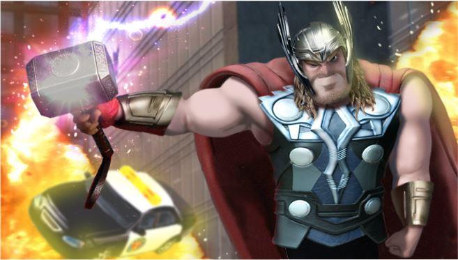 Thor Pixar1