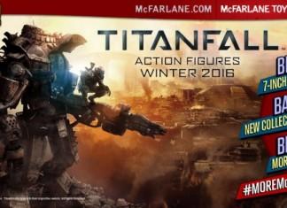 Titanfall 2 McFarlane Toys