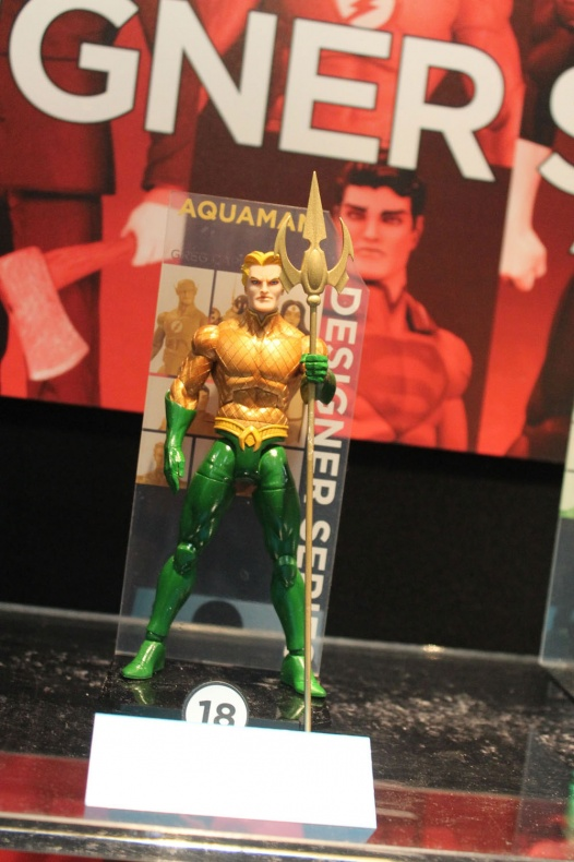 Toy Fair Aquaman