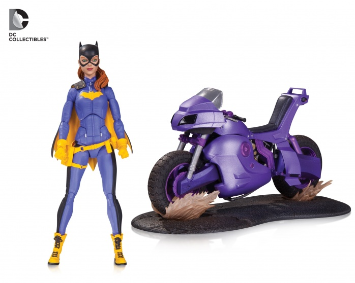 Toy Fair Batgirl