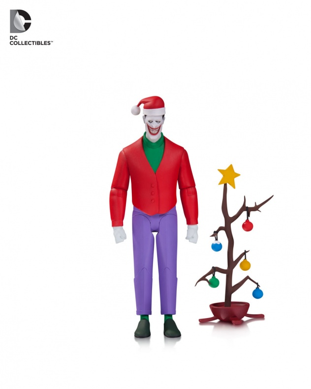 Toy Fair Batman AS Joker Christmas