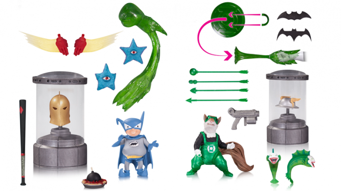 Toy Fair Batman AS7 Accesorios