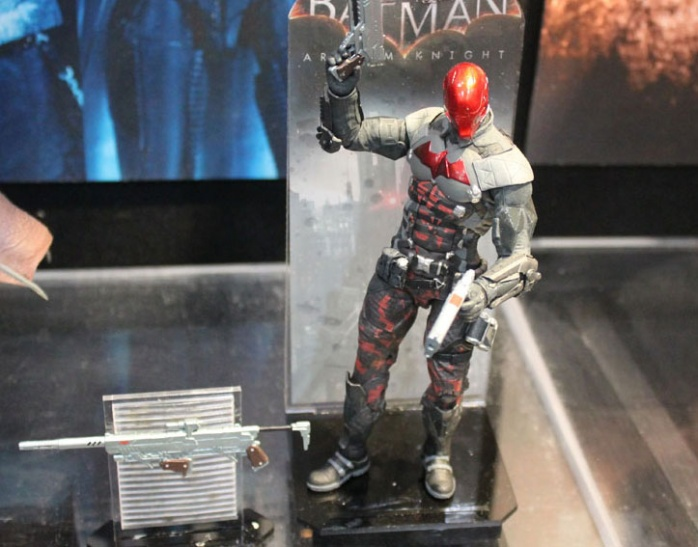 Toy Fair Batman Arkham2
