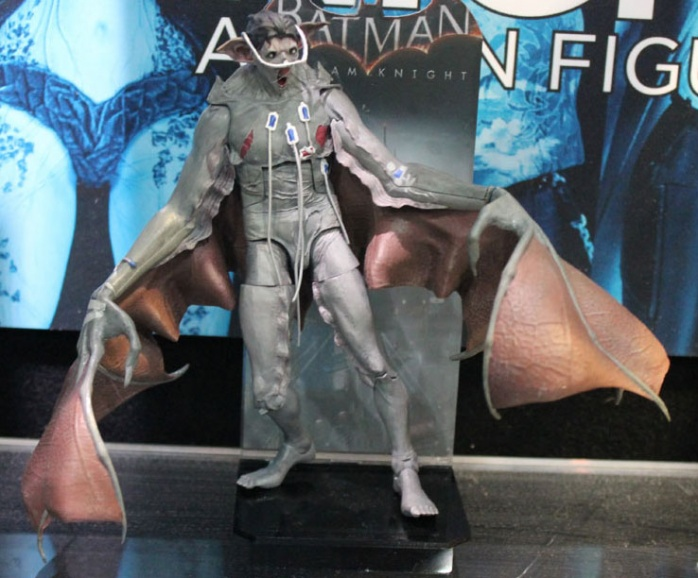 Toy Fair Batman Arkham3